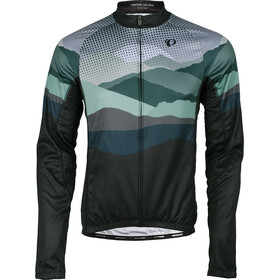 PEARL iZUMi Elite LTD Thermal LS Jersey Men mountain pine/juniper